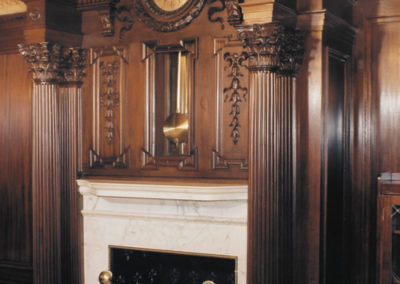 Capitol clockLR