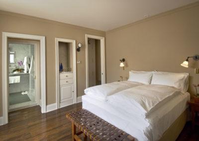 Hotel Fauchere Bedroom, 3