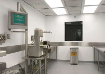 MTF Clean Room LabB