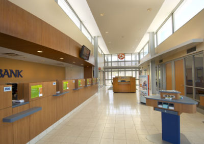 PNC Bank, N.A. Prototype Interior III