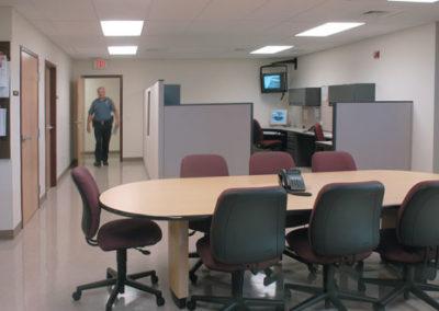 Pocono Mountian Police interior