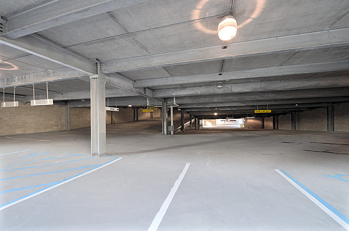 Scranton Redevelopment Authority New Casey Parking Garage ... |Scranton Parking Authority
