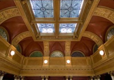 Pennsylvania's Capitol Building | North & South Light Courts
