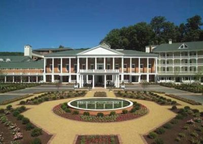 Bedford Springs Hotel | Historic Renovation